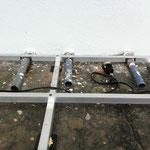 WPC Aluminium Unterkonstruktion Detail