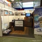 WGWPC WPC Dielen Verkauf Montage Baumesse Oberwart 2014