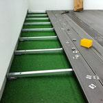WPC UK Techboard Granit Verschraubung