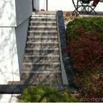 WPC Treppe oben