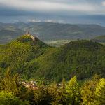 Blick vom Rehbergturm