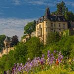 Haardter Schloss im Frühling