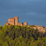 Gewitterstimmung über Burg Trifels