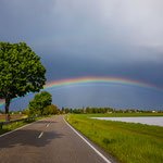 Regenbogen bei Altdorf