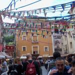 Mittelalter Markt in Concentaina