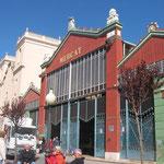 Vinaros alte Markthalle