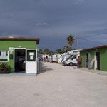 SP Odissea Camper Area Calpe