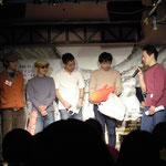 発表/Photo by Hirokazu Shigenaga