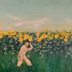 Herbst / Autumn, Öl auf Leinwand, 65x50cm. 80x60 cm, 2013,  Oil on Canvas.