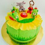 Торт Лунтик-4
