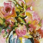 Le vase bleu - Vendu