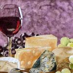 Les plaisirs de la bouche - Petit dej du vigneron - VENDU