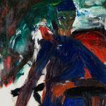 セルゲイ ラフマニノフの肖像_2013_91×65.5cm_油彩_キャンバス