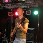 Optreden met Jukebox in Den Oever.