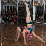 X-Mas Party Mystique Pole Dance 30.11.2013