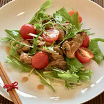 Chashu Salad