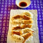 Gyoza (Dumplings/Potstickers)