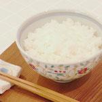 Boild rice