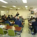 横井醸造工業株式会社横井社長による講演