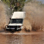 Gibb River Road - River Crossing Florian like