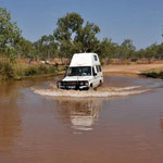 Gibb River Road - River Crossing normal