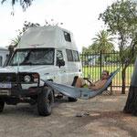 Adelaide - Campingplatz