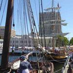 Wooden Boat Festival Hobart