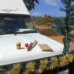 Weihnachten am Luckybay / Cape Le Grand NP