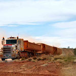 Great Central Road - Roadtrain