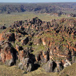 Bungle Bungle - Purnululu Nationalpark - Helikopterflug