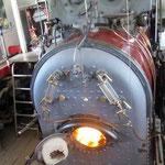 Paddle Steamer - Schaufelrad-Dampfer