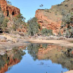 Ormiston Gorge (West MacDonell Nationalpark)