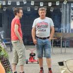 Tobias und Rainer