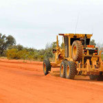 Great Central Road - Grader