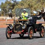 40 Oltimer unterwegs von Adelade nach Darwin
