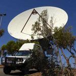 Canarvon - Satelittenschüssel