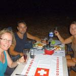 Nachtessen vom Campoven