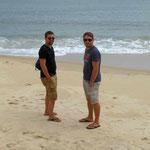 Bunbury - leider keine Delfine (Martin & Florian)