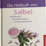 Nicht mehr lieferbar: Die Heilkraft von Salbei Sonderausgabe Herbig Verlag
