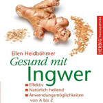 Nicht mehr lieferbar: Gesund mit Ingwer Softcover-Ausgabe Kopp Verlag