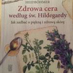 Gesunde Haut nach Hildegard von Bingen polnische Hardcoverausgabe