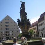 Brunnen in Zittau
