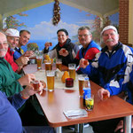 VL-Lage zum Mittagsimbiss in Nowe Warpno (Neuwarp)