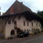 Musée du Relais de poste de la Croix Blanche