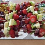 Früchtespiesse