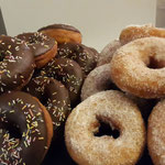 Urdinkel Donuts