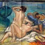 """P16 """"nus sur la plage"""""""