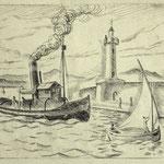 """G12 """"bateau vapeur St tropez"""""""