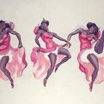 """P13 """"danseuses noires"""""""