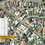 Bike-lane spatial viability investigation